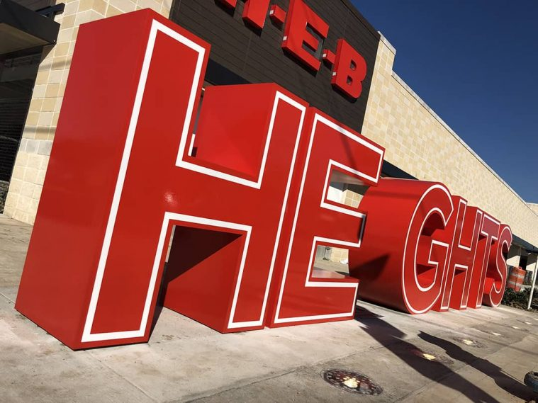 HEB Heights
